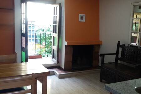 Downtown Bogota suite apartment