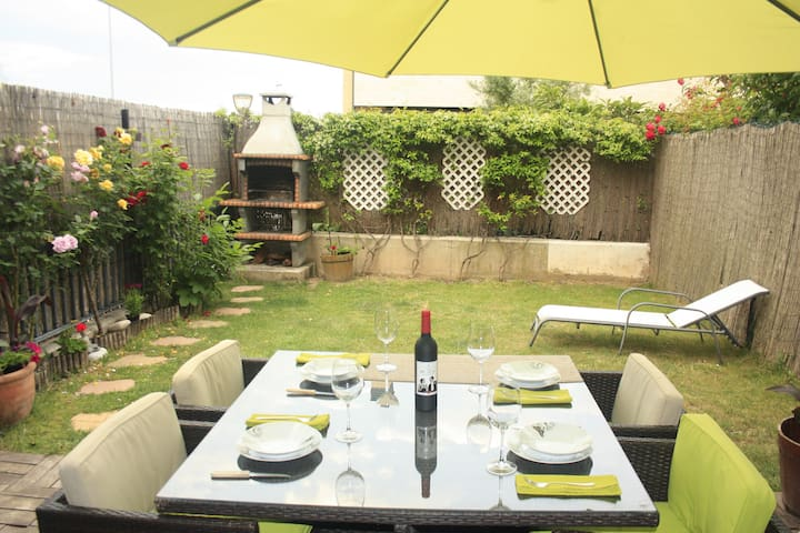 "Holiday home ""Gardens of Viana Spa"" - Viana - Chalet"