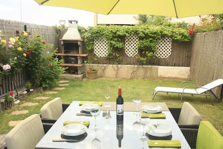 "Holiday home ""Gardens of Viana Spa"" - Viana - Alpehytte"