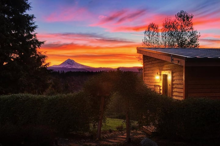 Mt Hood View Tiny House