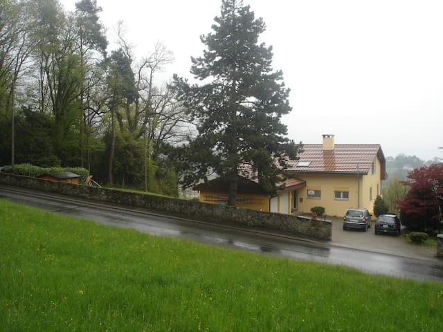 Villa 2 étages 4 chambres 2 salons - Corsier-sur-Vevey - Casa