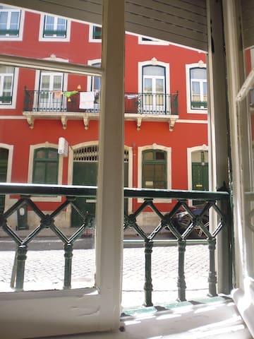 Lisbon Central Apartments - Black Sofa Apartment - Lisabon - Byt