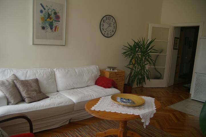 2 room apartment on the Main Boulevard