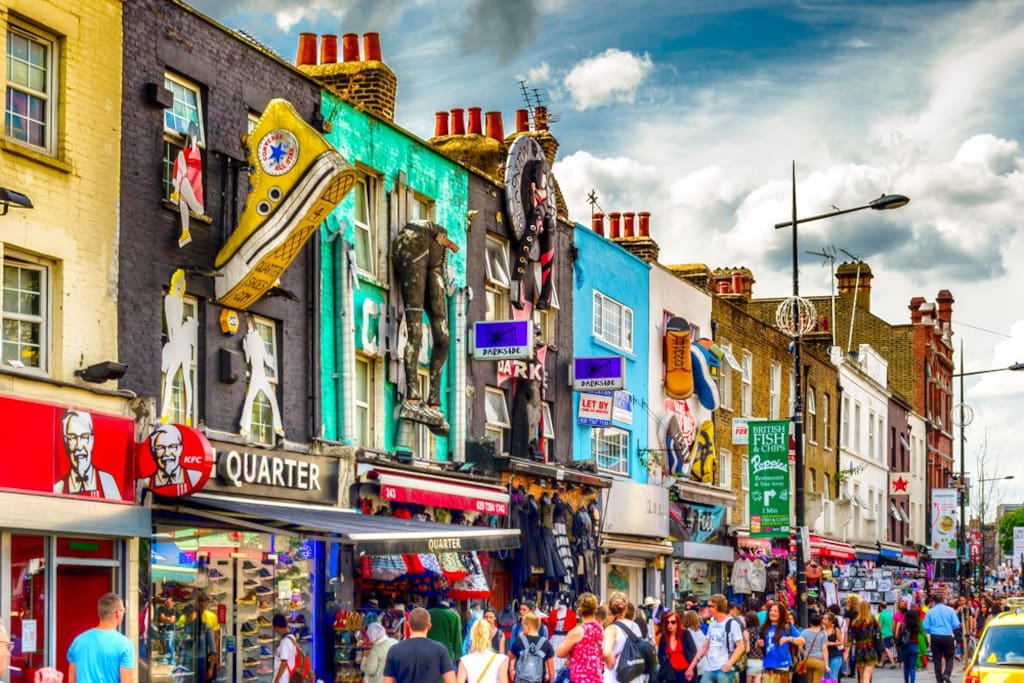 Rooms To Rent In Camden Town London
