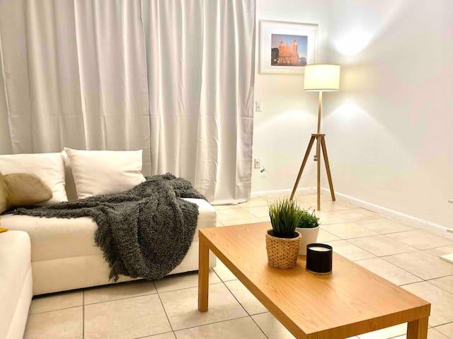 Quiet Apartment to enjoy Miami