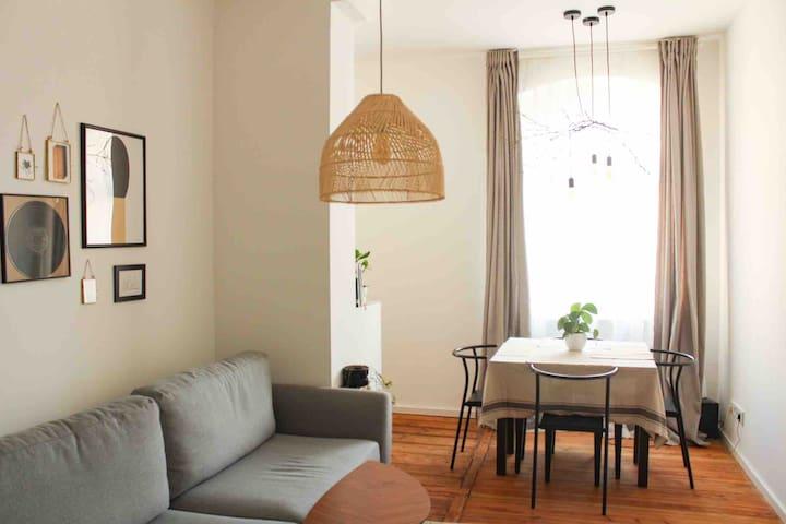 Cozy apartment in Berlin