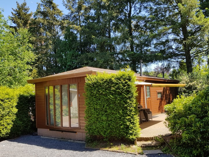 Spacious Chalet for rent in quiet forest park