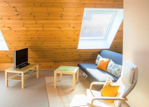 Studio flat near exhibition Essen and Dusseldorf
