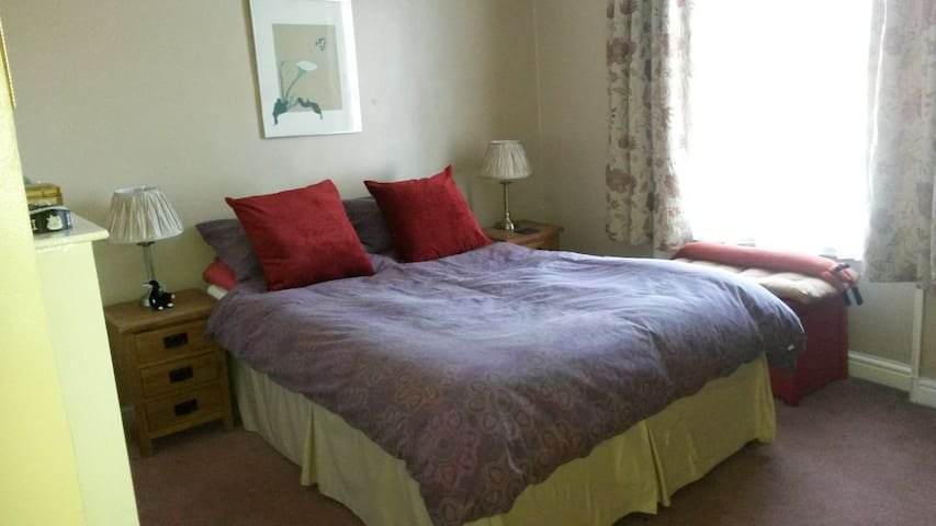 Double Room in 19th Century Townhouse