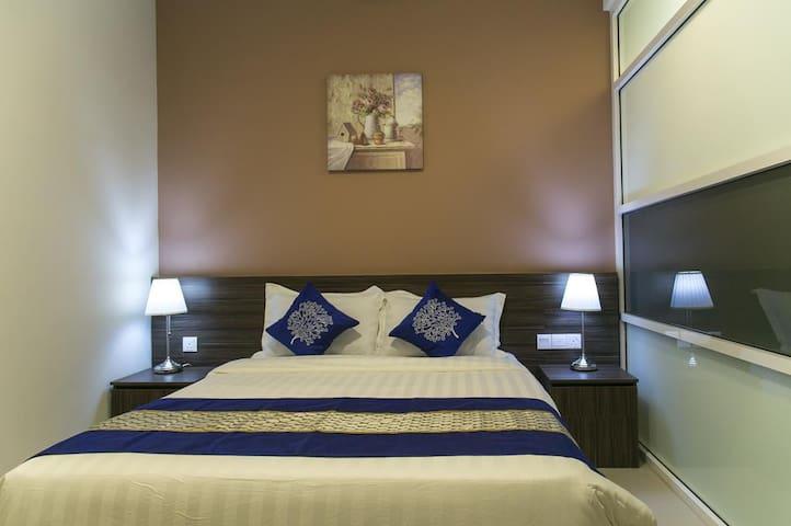 Lavana Hotel, Chinatown KL (Superior Room)