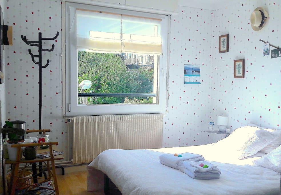 Chambre 2 - vue 2