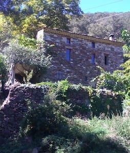 La Borie Haute - L'Estréchure - บ้าน