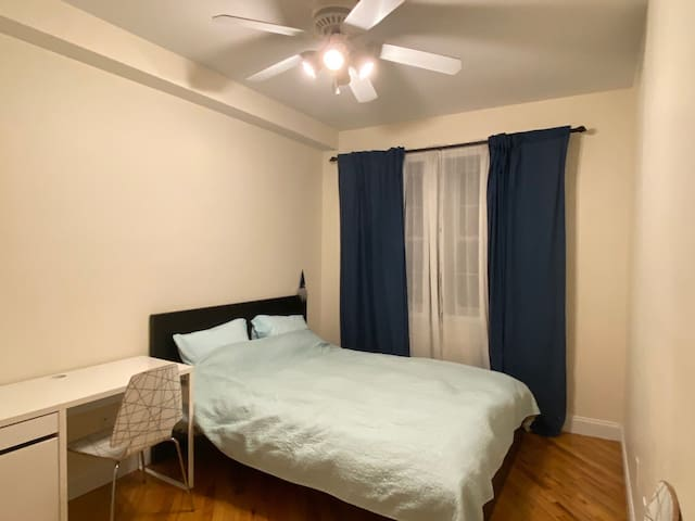One bed private bath Hoboken close to Path