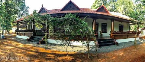 Kerala heritage villa