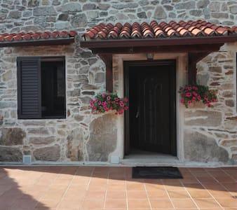 """Casa """"María do Río""""el"""