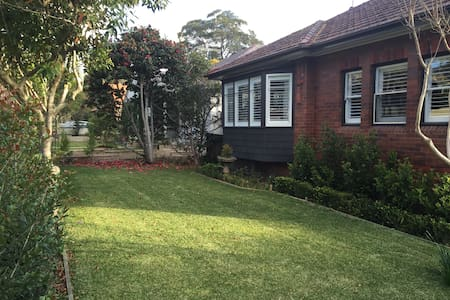 Large family home near train - Lindfield - Hus