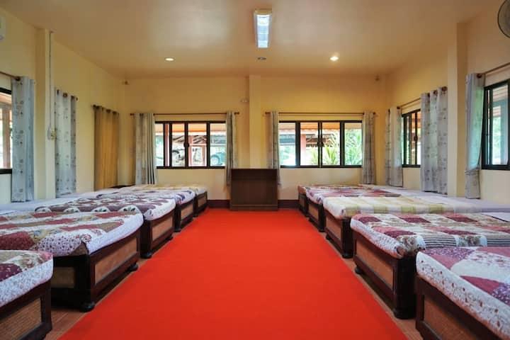 Standard Dome at Ban Rai Tin Thai Ngarm Eco Lodge