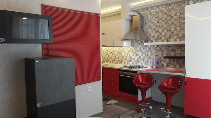 An apartment in city center, near touristic places