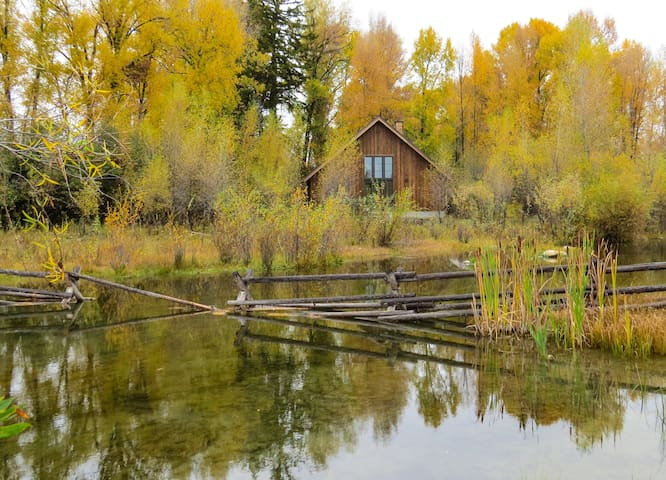 Jackson Hole - New Home on Historic Ranch - Wilson - House
