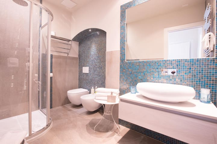 Beautiful new rooms at Monterosso