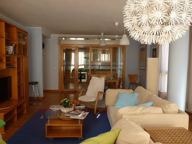 Piso azul - Arévalo - Apartamento