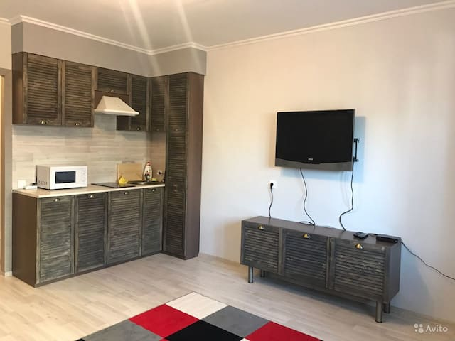 Квартира-студия на Вологодской