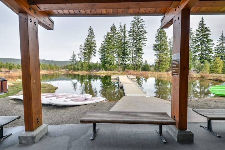 Suncadia Luxury Cabin