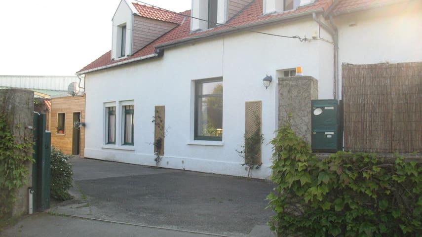 Mer-Campagne - Wimereux - Casa