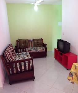 Apartamento para temporada em Peruíbe - SP