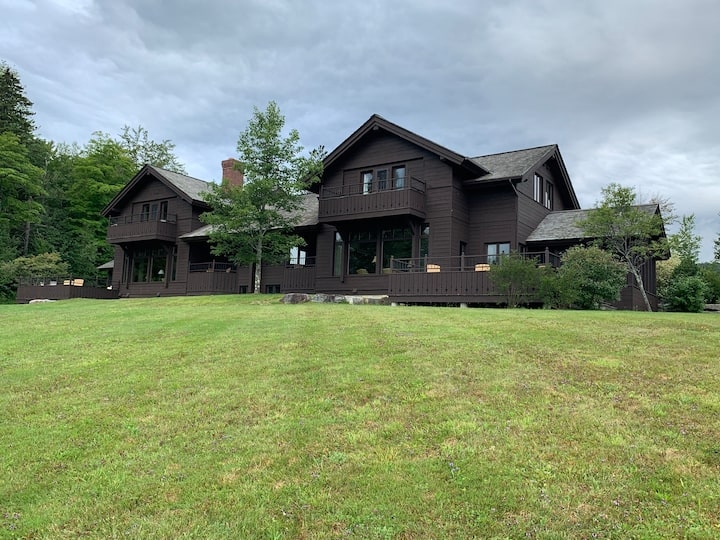Magnificent Mountain Villa at Trapp Family Lodge