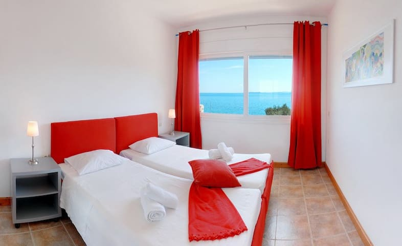 GLYFA CORFU APARTMENTS ONE BEDROOM - Mparmpati - Condominium