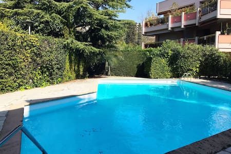 Appartement avec piscine à la Californie - Cannes - Apartment