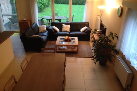2 rooms, access to the house+garden - Braine-l'Alleud