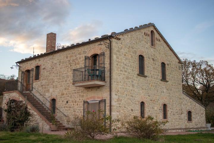 Appartamento di campagna in dimora storica.