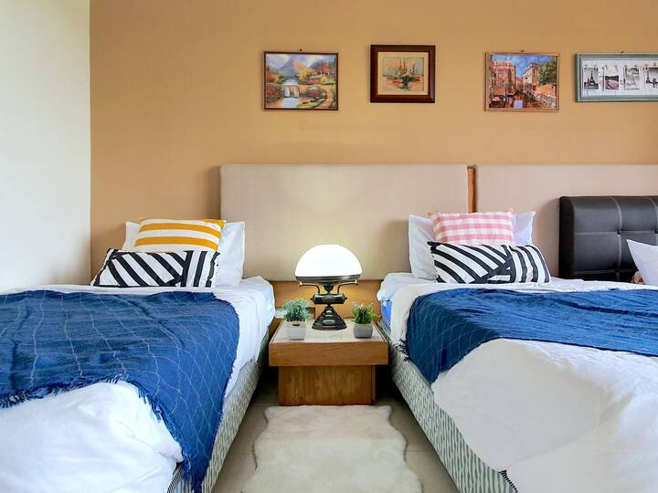 Banting Gold Coast Morib Resort by BeeStay [4 Pax]