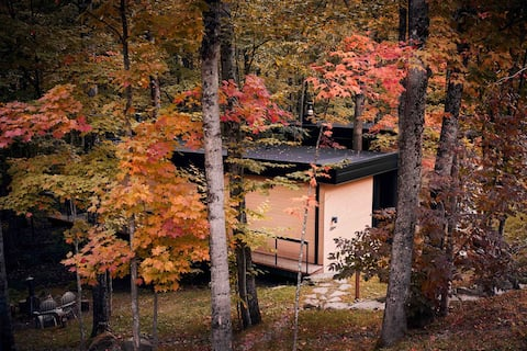 Cabin Sutton 264 - Relaxation en pleine nature !