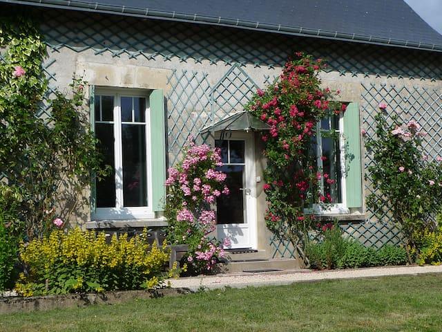 Gîte nature, silence et confort en Vallée de Loire - Pernay - House