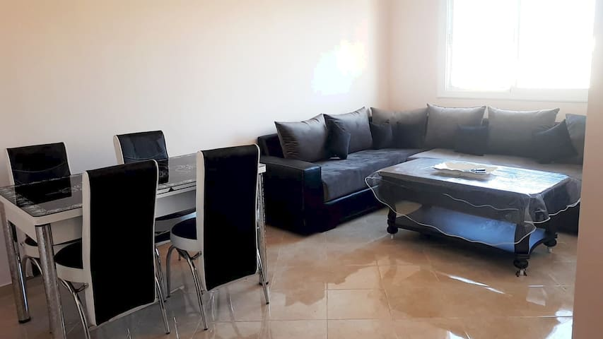 Appartement Malabata Moderne résidence Rico Costa