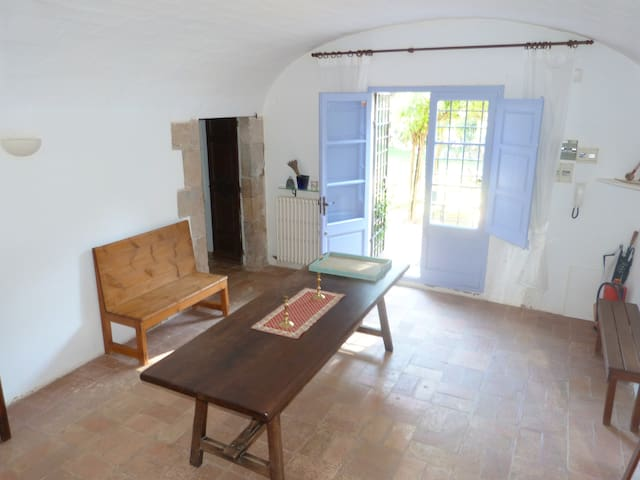 Gorgeous Ancient Country House Calella Palafrugell - Palafrugell - Villa