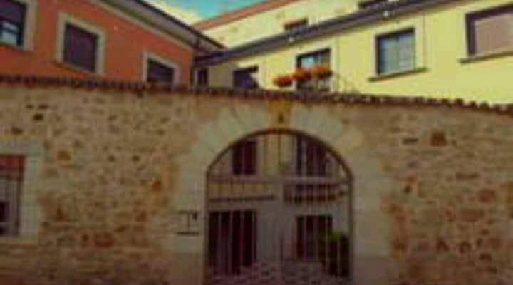 Piso en el casco antiguo de Zamora. Moderno. WIFI
