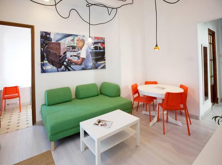 Bonito apartamento en El Barrio de la Calatrava