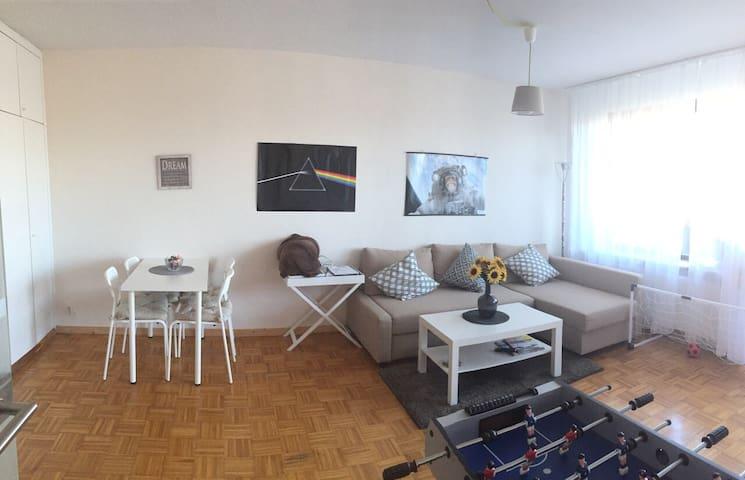 Gemütliche Wohnung zwischen Uni und Innenstadt