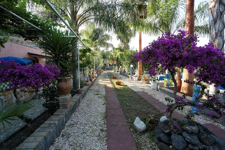 Maison Villa  Arci:zona verde-relax-vicino al mare
