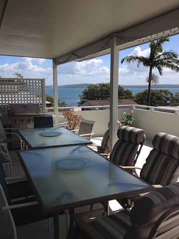 Spectacular Water Views - Nelson Bay - House