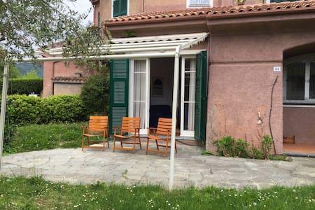 Appartamento con giardino - Garlenda