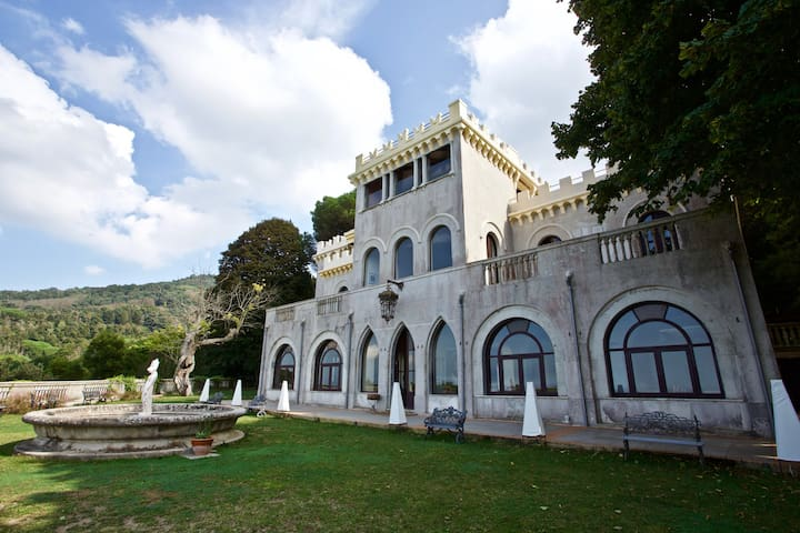 Villa Musolino-Comfort garden view