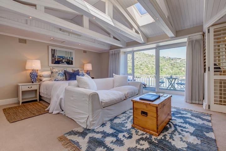 Amanzi Island Lodge - Seahorse suite