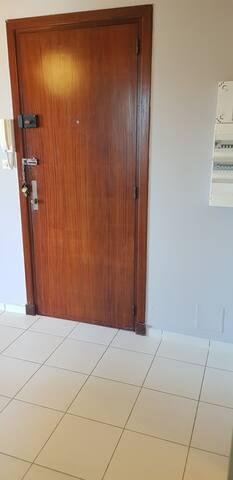 Porte d'entrée avec Tripple verrou