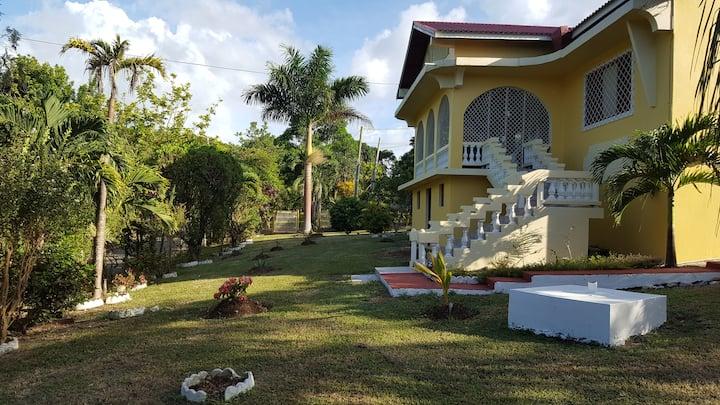 Vick's Residence