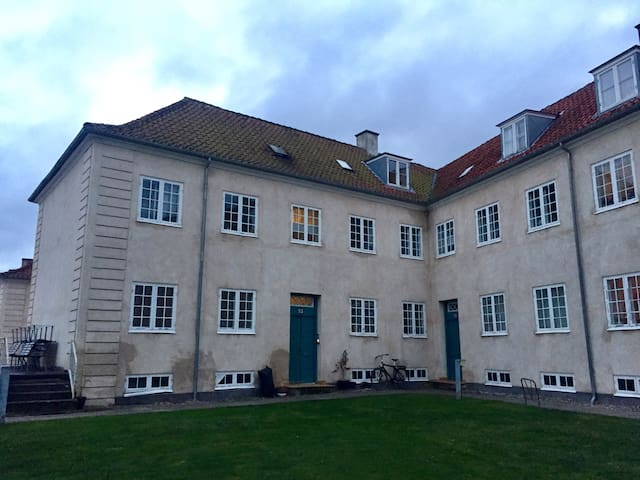 Apartment in Elsinor/Helsingør - Helsingør - Lejlighed